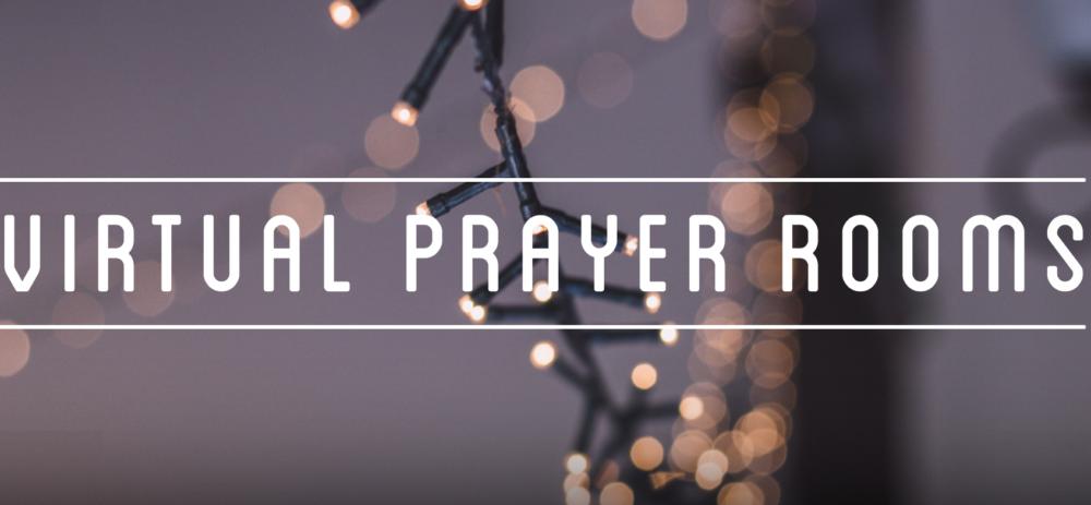 Running a virtual 24-7 prayer room